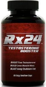 Rx24 testosterone booster - Amazon - pas cher - prix