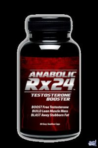 Rx24 testosterone booster - avis - comprimés - effets