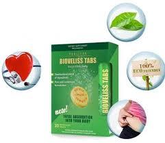 Bioveliss tabs - pour minceur – avis – composition – effets secondaires